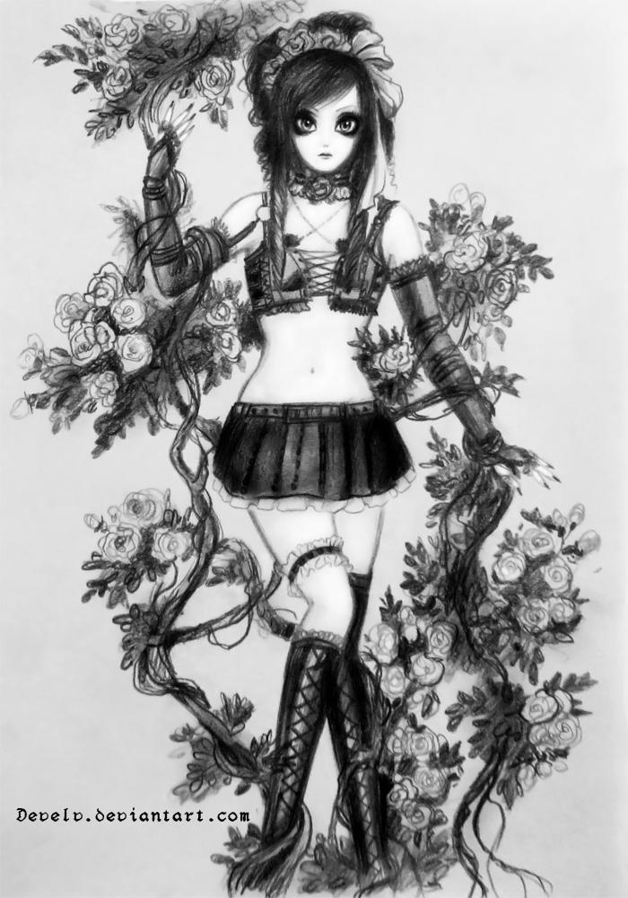 Tsunehito by Develv