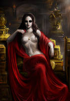 Eunuch in Red by Develv