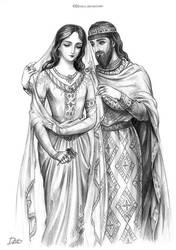 Samonas and Leo VI by Develv