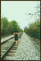 By Herself by MissWhisperKitten