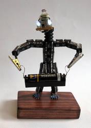 Batterybot by botsmaker