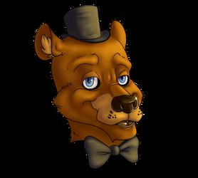 Freddy Fazbear by punkucats