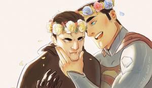 Flower Crowns by Vimeddiee