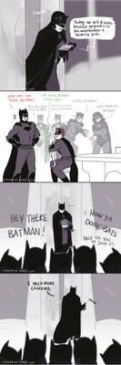 Happy Batmen Day by Vimeddiee