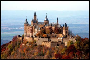 Burg Hohenzollern by Bloody-chan
