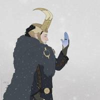 Loki by eve-bolt