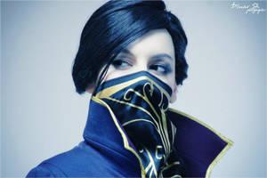 Emily Kaldwin - Dishonored 2 by lAmikol