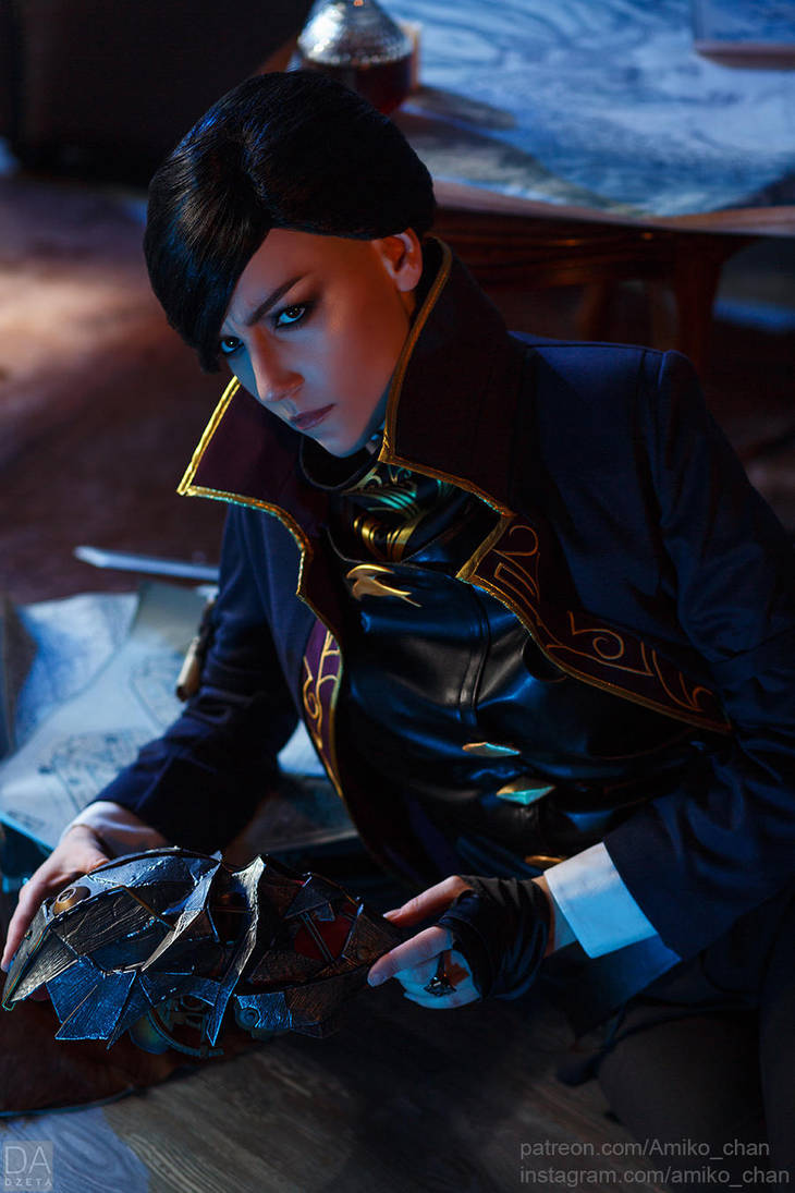 Cosplay Emily Kaldwin - Dishonored 2 by lAmikol