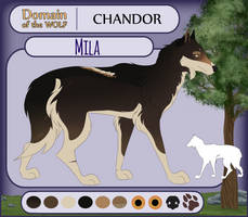 [DotW] Mila | Chandor by smimley