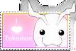 Tokomon stamp by pillbunnies