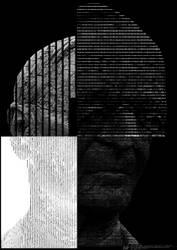 heterog: Vollstaendig inhomogen. by datengraphie