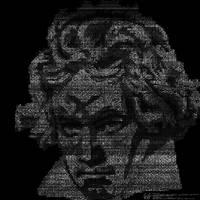 auf Daten: Ludwig auf Daten by datengraphie