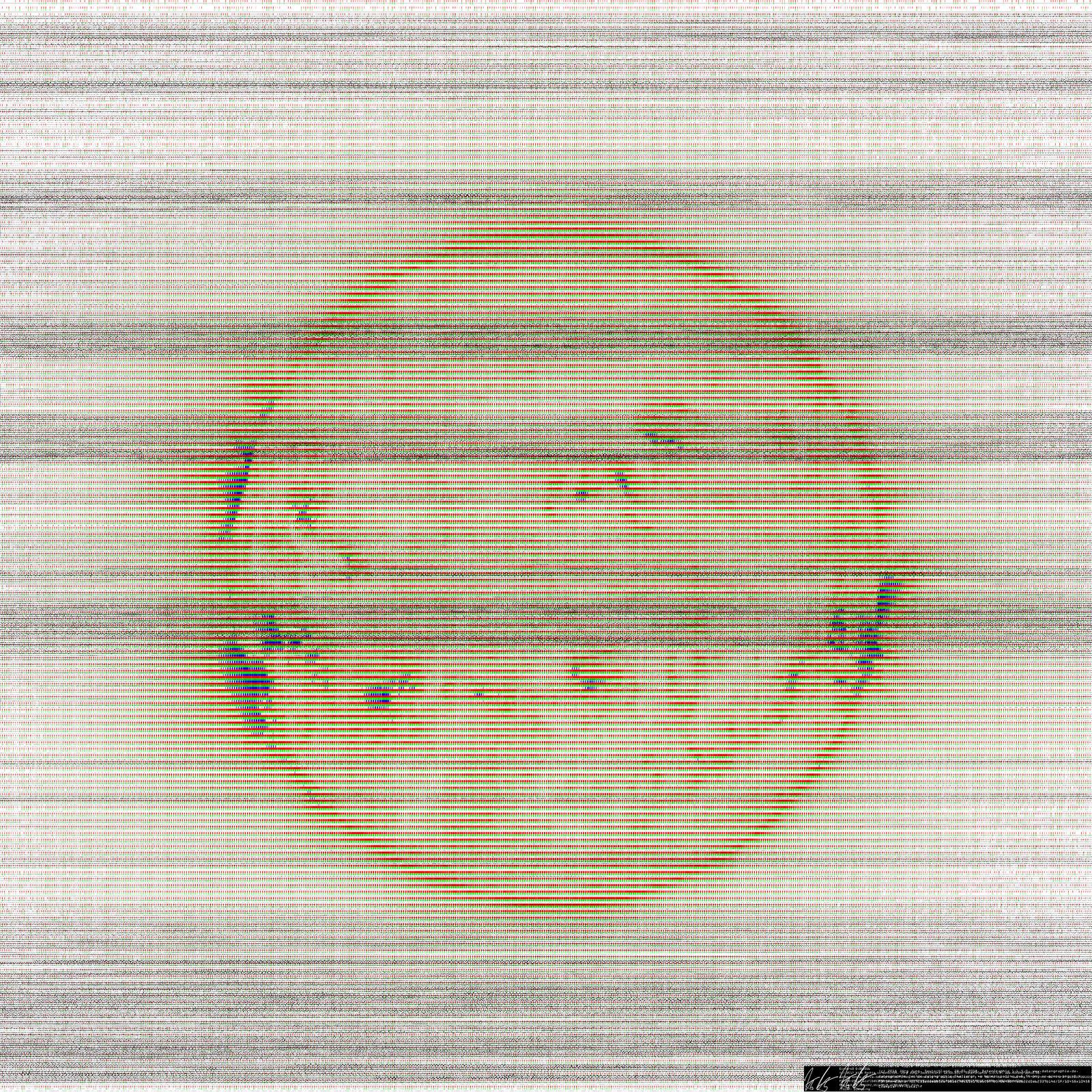 datagrafy: kosmos: 0,000016 by datengraphie