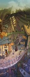 Dizary-Layout-Kleurgroot by Zilverbergelf