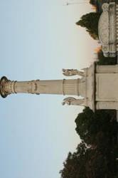 Atlanta Cemetery by mumblyjoe
