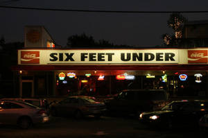 The Six Feet Under by mumblyjoe