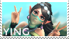 Paladins Ying stamp by sarVulf