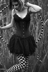 checkered by FrankenKitty