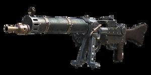 Favorite COD Zombies Guns: The MG08/15(dieselpunk) by ComannderrX