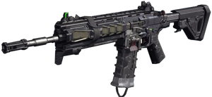 Favorite COD Zombies Guns: The ICR-1 Assault Rifle by ComannderrX