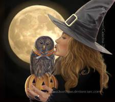 Kiss of Wisdom by Kaelhiar