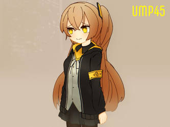UMP45 by Epic-Nao
