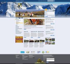 Naklo website by Tyzyano