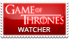 Stamp-GameOfThronesWatcher by PVprojectResources