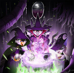 Witching Hour by sonicelectronic