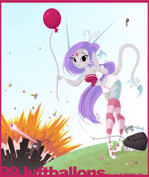 99 luftballons by sonicelectronic