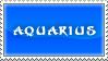 Western Zodiac-Aquarius I by InfiniteIterations