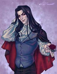 Damien Bloodmarch by Meiseki