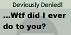 Deviously Denied? by crimsonsaphire