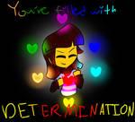 Determination by LoveMe2346
