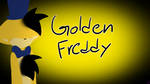 Golden Freddy Wallpaper by LoveMe2346