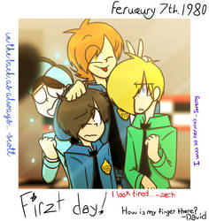 First Day by LoveMe2346