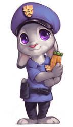 Kid Judy by Legacy350