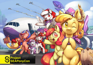 Project SEAPonyCon by Legacy350
