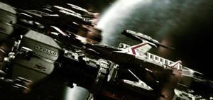 EA Fleet by ScorpioCGI