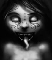 Sssssnake girl by Redface