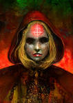 Red witch by Redface