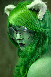 it's not easy being green by menmariCosplay