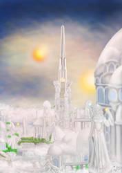 City of Sky by Enoa79