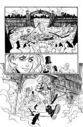 HARLEY QUINN PG 8 of 8 - Sam Lotfi by slotfi
