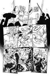 HARLEY QUINN PG 4 of 8 - Sam Lotfi by slotfi
