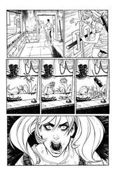 HARLEY QUINN PG 3 of 8 - Sam Lotfi by slotfi