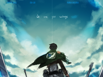 We Are Your Wings, Corporal by batensan