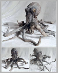 The Octopus by CreatureTree
