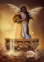 ANGEL OF WATER by saritaangel07