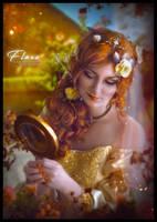 FLORA by saritaangel07
